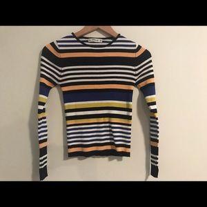 Zara Breton Knit Top